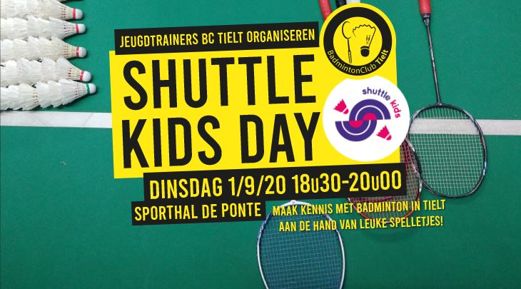 Shuttle kids day